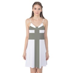 Cross Of Loraine Camis Nightgown