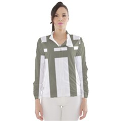 Cross Of Loraine Wind Breaker (women)