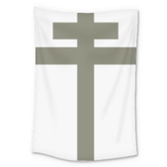 Cross Of Loraine Large Tapestry