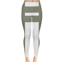 Cross Of Lorraine  Leggings