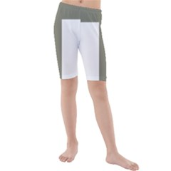 Cross Of Lorraine  Kids  Mid Length Swim Shorts