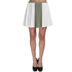 Cross Of Lorraine  Skater Skirt