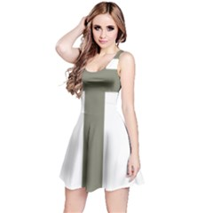 Cross Of Lorraine  Reversible Sleeveless Dress