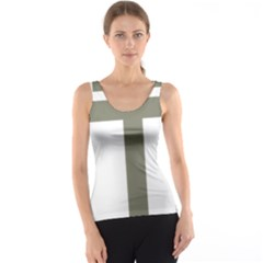 Cross Of Lorraine  Tank Top