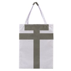 Cross Of Lorraine  Classic Tote Bag