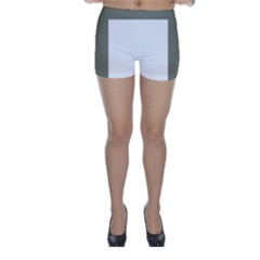 Cross Of Lorraine  Skinny Shorts