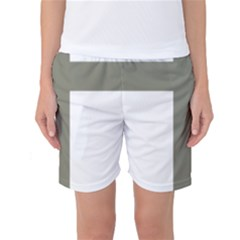 Cross Of Lorraine  Women s Basketball Shorts