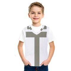 Cross Of Lorraine  Kids  Sportswear