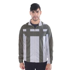 Cross Of Lorraine  Wind Breaker (men)