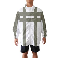 Cross Of Lorraine  Wind Breaker (kids)