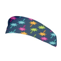 Funny Palm Tree Pattern Stretchable Headband