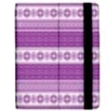 Pattern Apple iPad Mini Flip Case View2