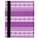 Pattern Apple iPad Mini Flip Case View3