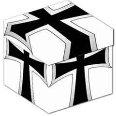 Cross of the Teutonic Order Storage Stool 12