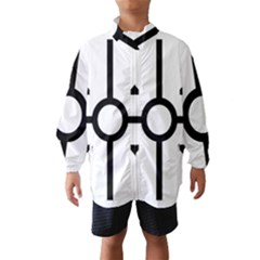 Coptic Cross Wind Breaker (Kids)