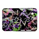 Chaos With Letters Black Multicolored Samsung Galaxy Tab 2 (7 ) P3100 Hardshell Case  View1