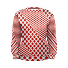 Geometric Pattern 182 C2 170307 Women s Sweatshirt