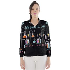 Chemistry lab Wind Breaker (Women)