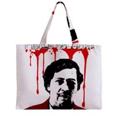 Pablo Escobar  Zipper Mini Tote Bag