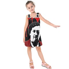 Pablo Escobar  Kids  Sleeveless Dress