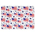 Flag Of The Usa Pattern Samsung Galaxy Tab 8.9  P7300 Flip Case View1