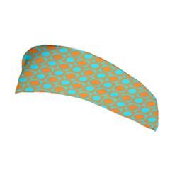 Friendly Retro Pattern D Stretchable Headband