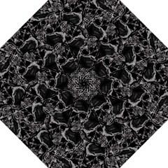 Skulls Pattern Hook Handle Umbrellas (medium)