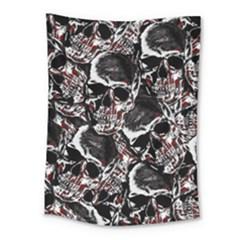 Skulls Pattern Medium Tapestry