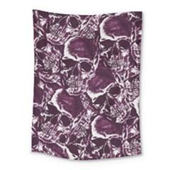 Skull Pattern Medium Tapestry