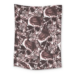 Skull Pattern Medium Tapestry