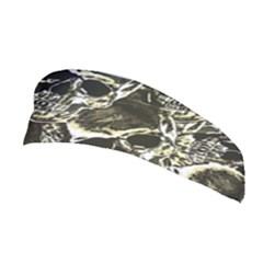 Skull Pattern Stretchable Headband