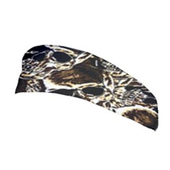 Skull Pattern Stretchable Headband