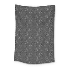 Floral Pattern Small Tapestry