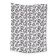 Floral Pattern Medium Tapestry