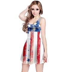 American Style Reversible Sleeveless Dress