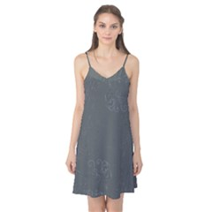 Floral Design Camis Nightgown