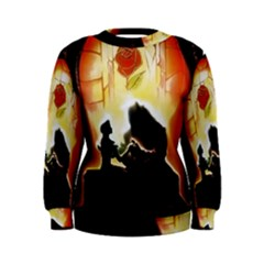 Beauty And The Beast Women s Sweatshirt