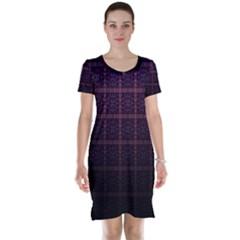 Best Pattern Wallpapers Short Sleeve Nightdress