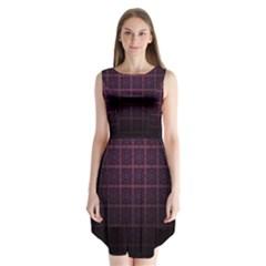 Best Pattern Wallpapers Sleeveless Chiffon Dress