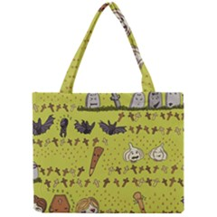Horror Vampire Kawaii Mini Tote Bag