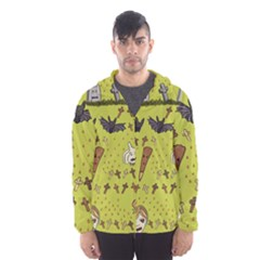 Horror Vampire Kawaii Hooded Wind Breaker (Men)