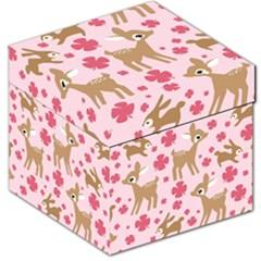 Preety Deer Cute Storage Stool 12
