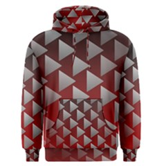 Netflix Play Button Pattern Men s Pullover Hoodie