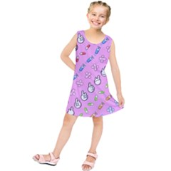 Chaffyyami Nurse Desktop Kids  Tunic Dress