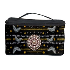 Pearls And Hearts Of Love In Harmony Cosmetic Storage Case