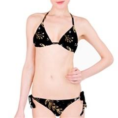 Kawaii Wallpaper Pattern Bikini Set