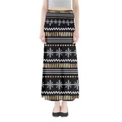 Kawaii Pattern Maxi Skirts