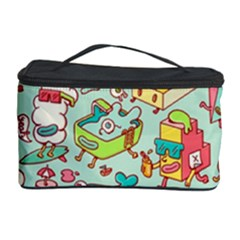 Summer Up Pattern Cosmetic Storage Case