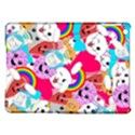 Cute Cartoon Pattern iPad Air Hardshell Cases View1