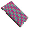 Retro Pattern Zig Zag Apple iPad 3/4 Hardshell Case (Compatible with Smart Cover) View5